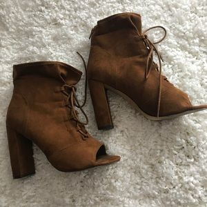 Perfect summer/fall booties